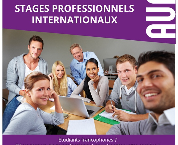 Stagii de practică pentru studenții USARB cofinanțate de AUF